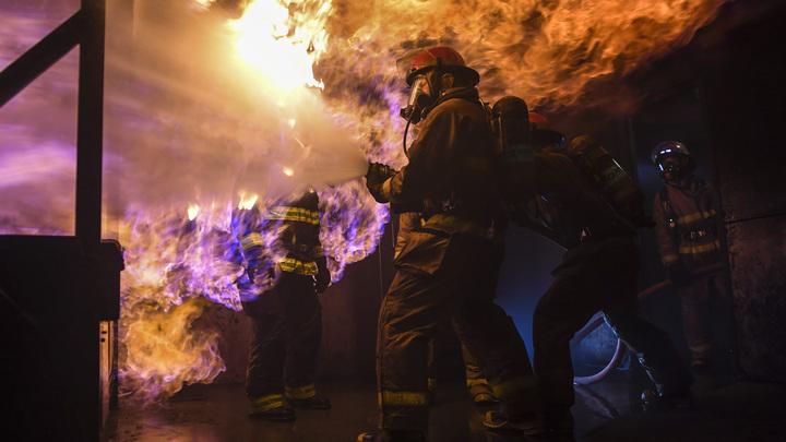 Окна разбиты и грохот: Жители Нижнего Новгорода о пожаре на заводе в Дзержинске