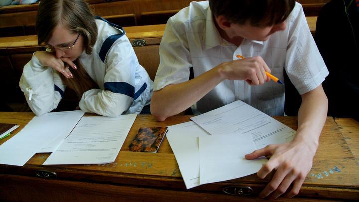 Выпускники школ сдали самый популярный ЕГЭ: В Минобре составили карту профессий будущих абитуриентов