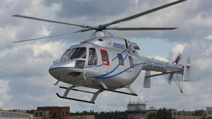 Машинам скорой помощи помогут вертолёты: В Подмосковье врачей к пациентам доставляют Ансаты