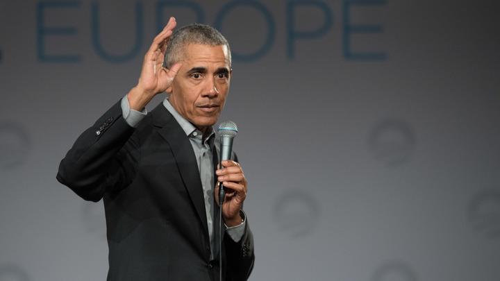 Мы такое не согласовывали: На Урале разыскивают баннер, на котором изображён Барак Обама