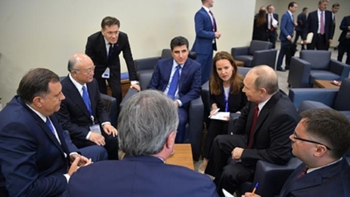 США, Иран и ядерная сделка: В Кремле рассказали подробности встречи Путина и гендиректора МАГАТЭ