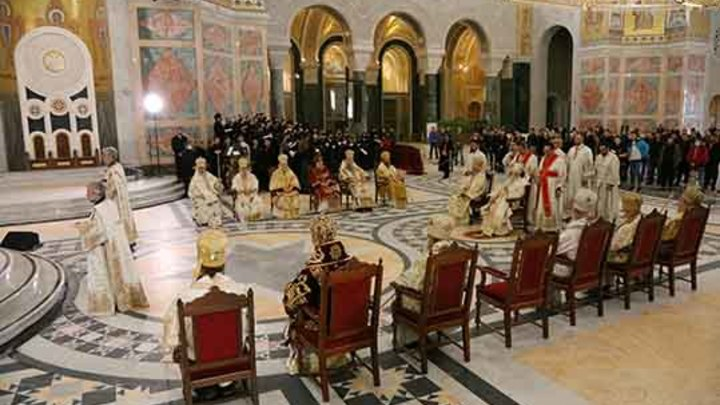 Избран новый Патриарх Сербский