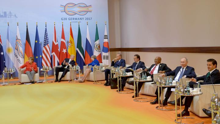 Лидеры G20 выступили с заявлением о совместной борьбе с терроризмом и его финансированием