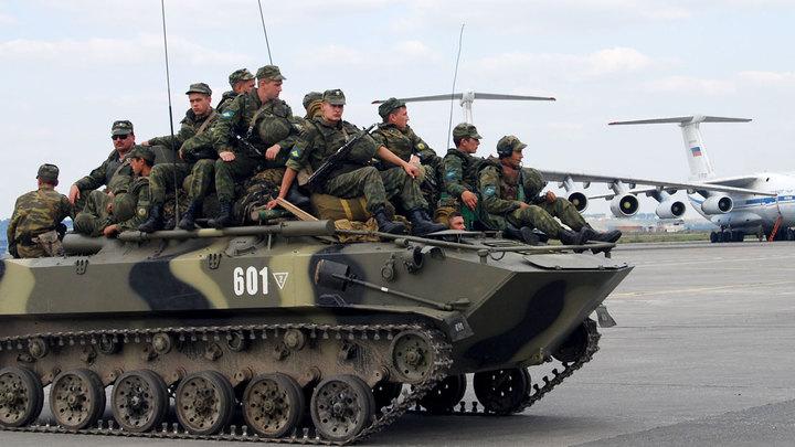 Саакашвили разбудил русского медведя