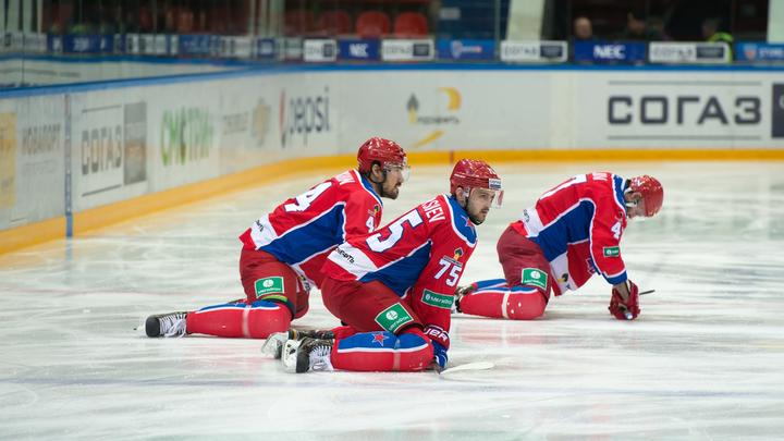 Президент ЦСКА ждёт, что серия с Ак Барсом будет мощной