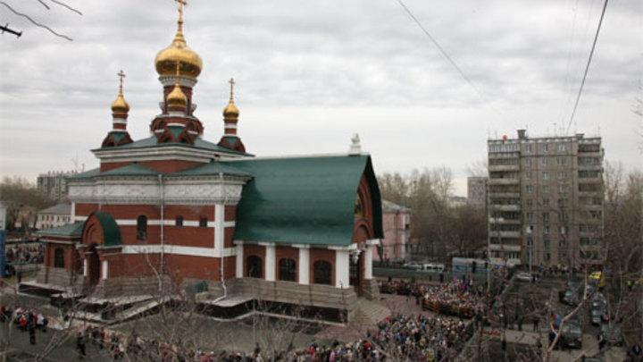 Прихожане челябинского храма собрали помощь для пожилых