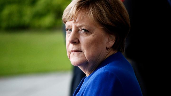 Меркель не позволила прикончить «Северный поток – 2»