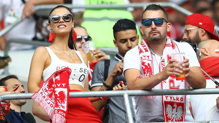 Польские фанаты избили напавших на них сенегальских болельщиков