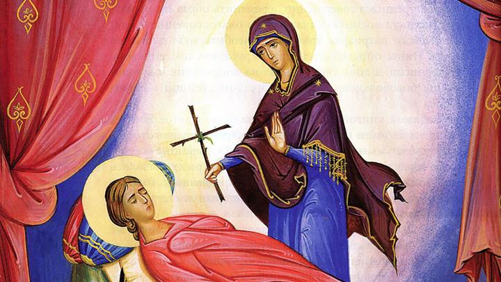 Просветительница Грузии. Равноапостольная Нина. Церковный календарь на 27 января
