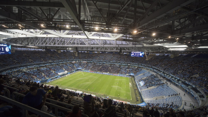 В Смольном рассказали, сколько человек пустят на стадион во время ЕВРО-2020