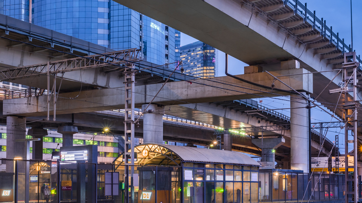 Станция МЦД Каланчевская у трех вокзалов получит исторический облик