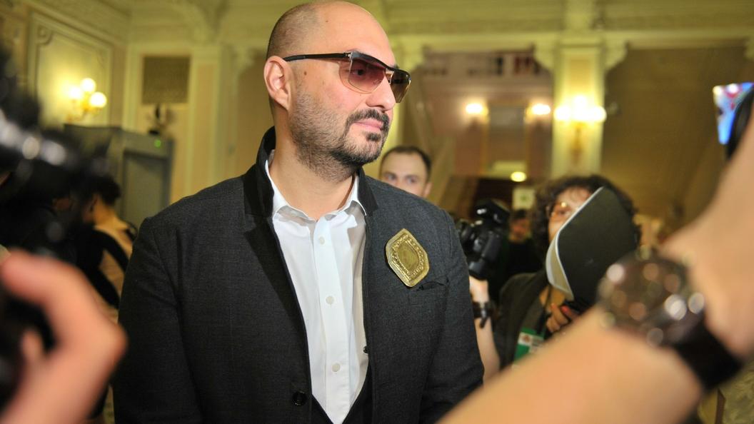 Кинокритиков Европы возмутило, что задержанному Серебренникову не дают работать