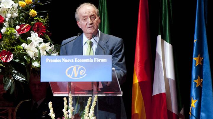 Всегда хотел лучшего для Испании: Отрёкшийся от престола Хуан Карлос I намерен эмигрировать