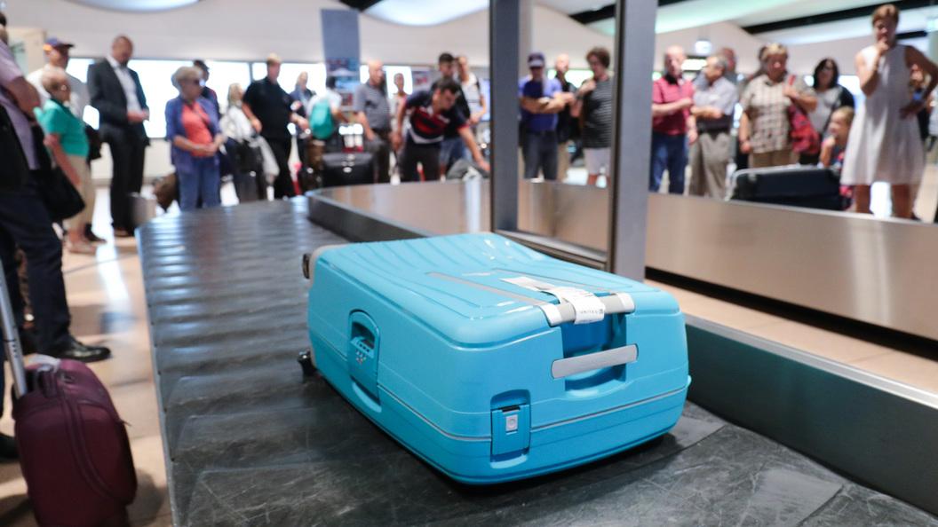Из аэропорта Храброво в Калининграде экстренно вывели всех посетителей