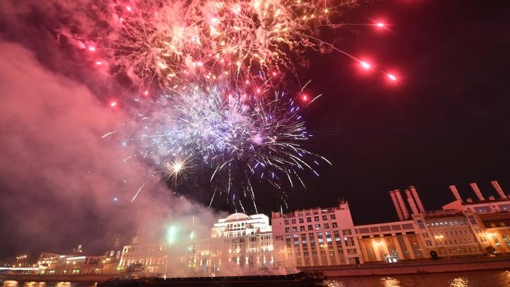 Только пять дней в году: В России могут ограничить запуски фейерверков