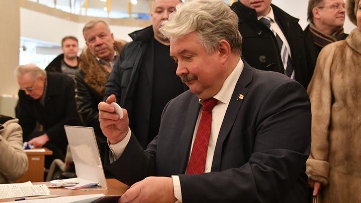 Экс-кандидат в президенты Бабурин поддержит политолога Бутримова на выборах мэра Москвы