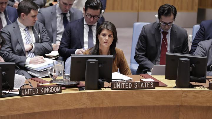 Ветируют все: Хейли возмутила независимость России в ООН