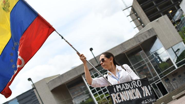 «Мадуро должен уйти»: Европа призовет Венесуэлу провести перевыборы