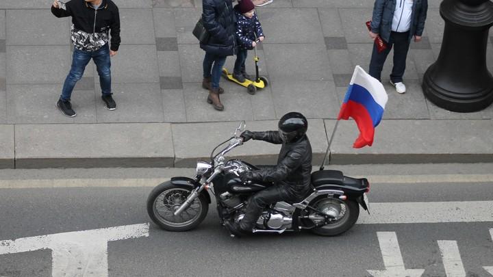 Русская Братва спасает Нью-Йорк от мародёров
