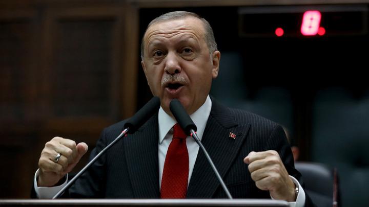 Эрдоган продолжит воевать с курдами в Сирии, наплевав на запреты ворующих нефть США - военный эксперт