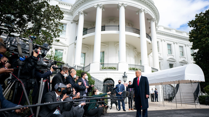 Резня у Белого дома: После нападения пострадали четверо - NBC