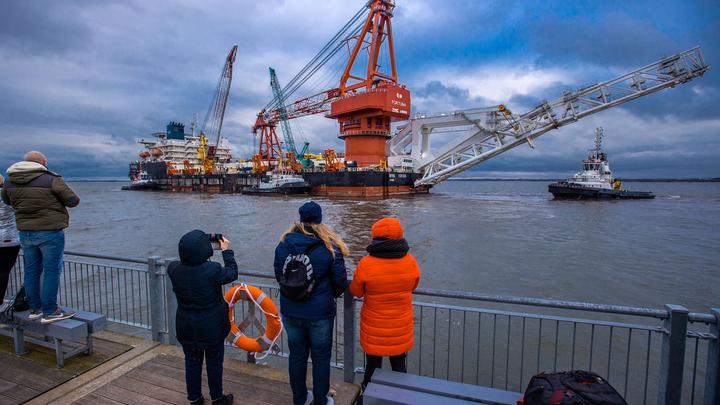 Наломаем дров: Немецкий министр предупредила о проблемах в случае остановки Северного потока - 2