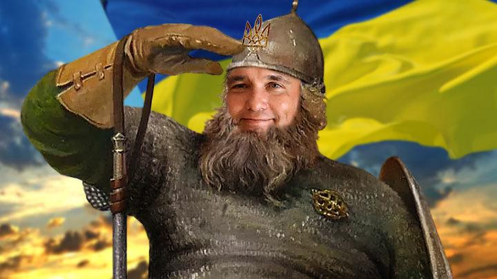 Украина – родина слонов, России и Белоруссии