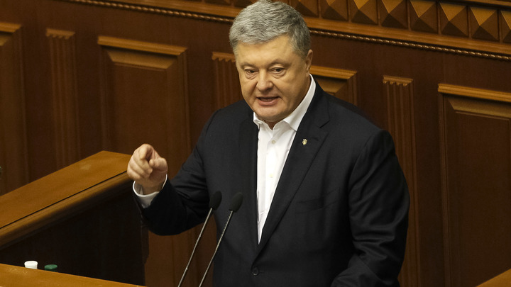 Его цель – забрать украинскую душу: Порошенко назвал врага, опаснее коронавируса
