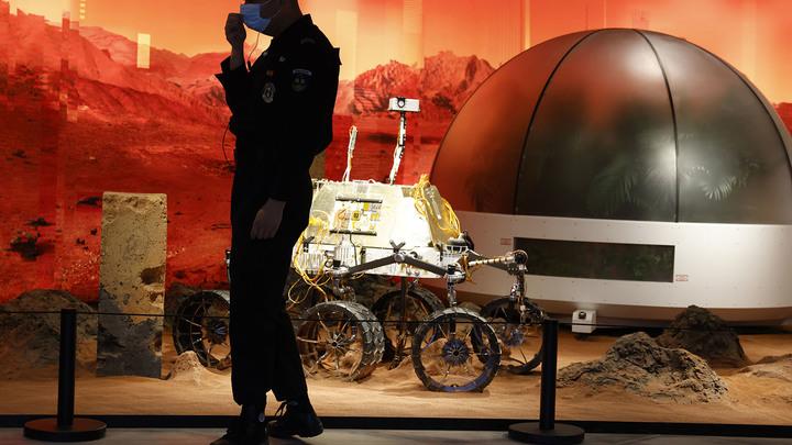 Жареные летучие мыши не актуальны: Китай отправился искать жизнь на Марсе