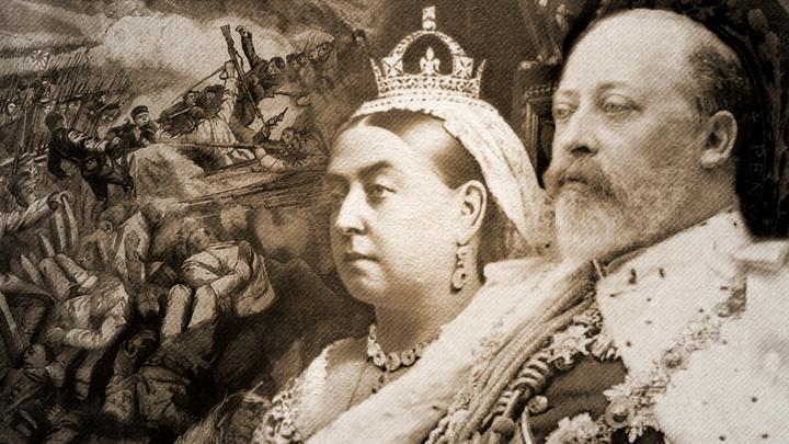 Заклятый враг: Как козни Англии привели к русско-японской войне