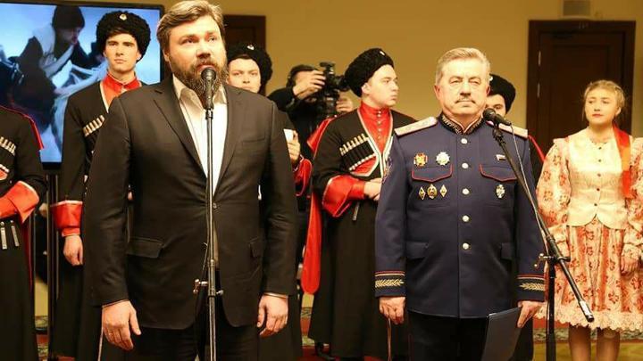 Подвиги казачьих войск за 450-летнюю историю служения покажут на передвижной выставке