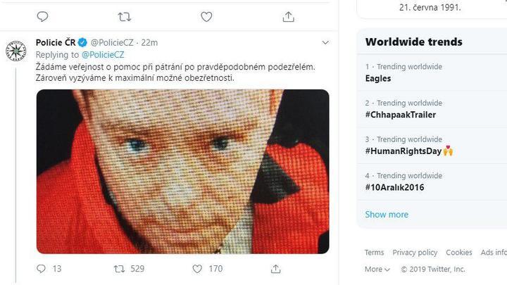 В кои-то веки не мигрант: В чешском Кузбассе стрелок открыл огонь в больнице, есть погибшие - фото