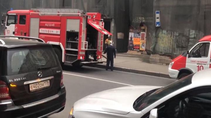 В историческом доме Басевича в Петербурге снова произошел пожар