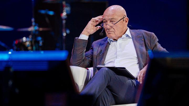 Познер и Православие: Как 86-летний телеведущий роет траншею в ад