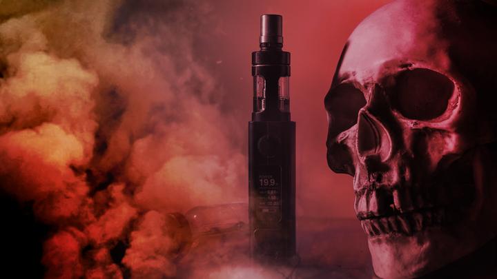 Что на самом деле курят любители электронных сигарет