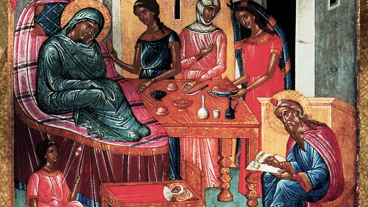 Рождество Крестителя Господня Иоанна. Православный календарь на 7 июля