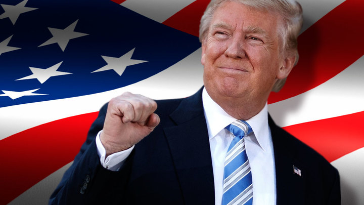 Выборы в США: Трамп победил