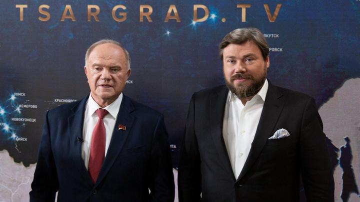 Геннадий Зюганов: Либеральную свору я бы погнал палкой
