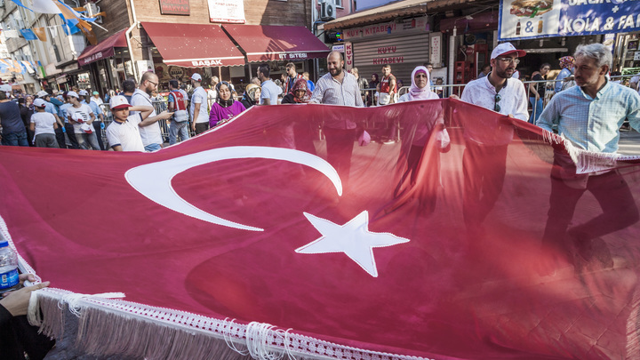 Трамп попросил Турцию не обращаться плохо с курдами