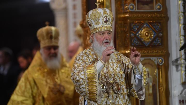 Чтобы подтолкнуть родителей к многочадству: Патриарх Кирилл заявил о необходимости поддержки для многодетных семей