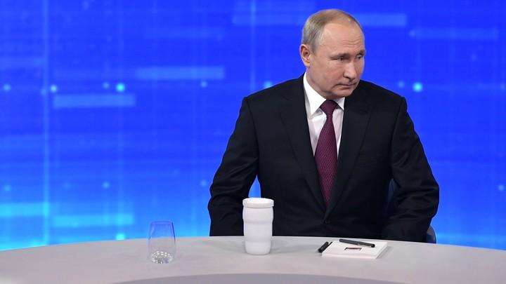 Никогда этого не забуду - Путин прослезился, отвечая на вопрос: Было ли вам стыдно?