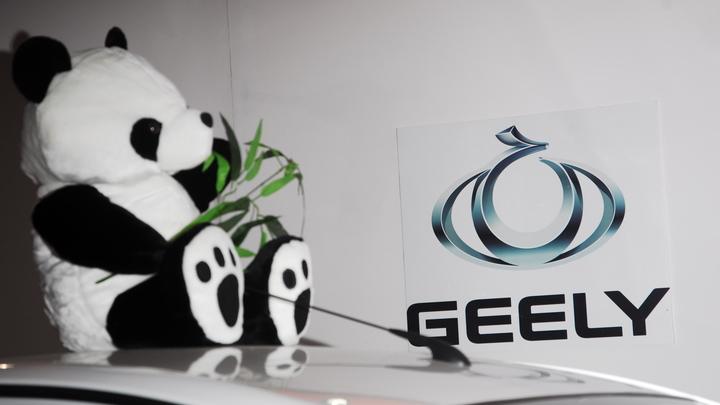 Geely привезет в Россию обновленный седан Emgrand GT
