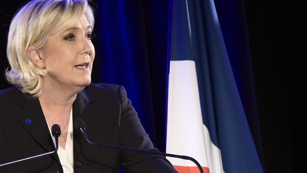 Марин Ле Пен: Правые и левые привели Францию к катастрофе