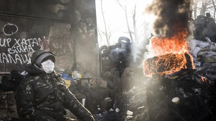 Вцентре Киева националисты нападают наподростков-«неформалов»,— Климпуш-Цинцадзе