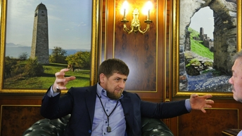 Кадыров нашел в тюрьмах Багдада 25 женщин и 79 детей из России