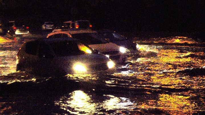 Непрекращающиеся ливни затопили еще один район Приморья