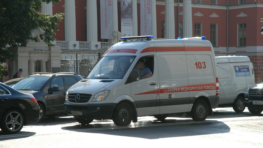 ДТП с маршруткой в Балашихе: 13 человек в больнице