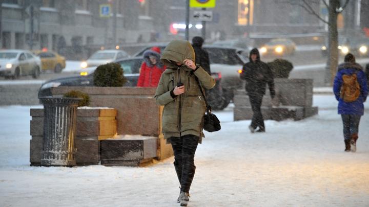 Циклон в Хабаровске добавил школьникам выходных