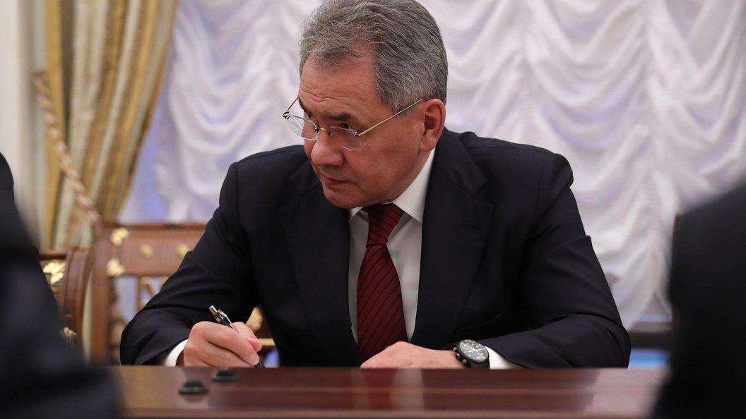 Шойгу проинформировал обусилении Центрального военного округа