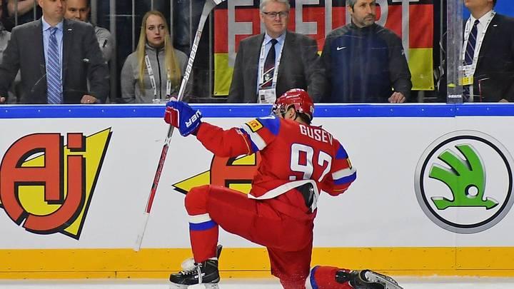 Россия – Корея: Прогулка перед матчем